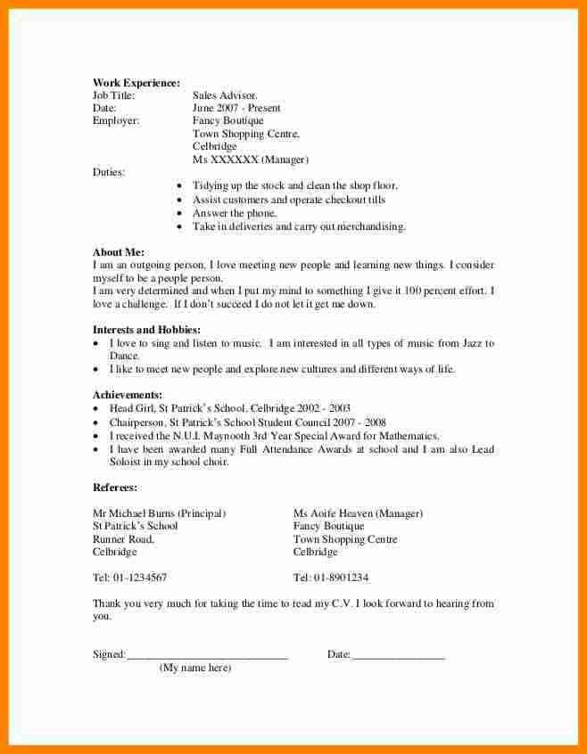 things to put on a resume for a first job helom digitalsite co
