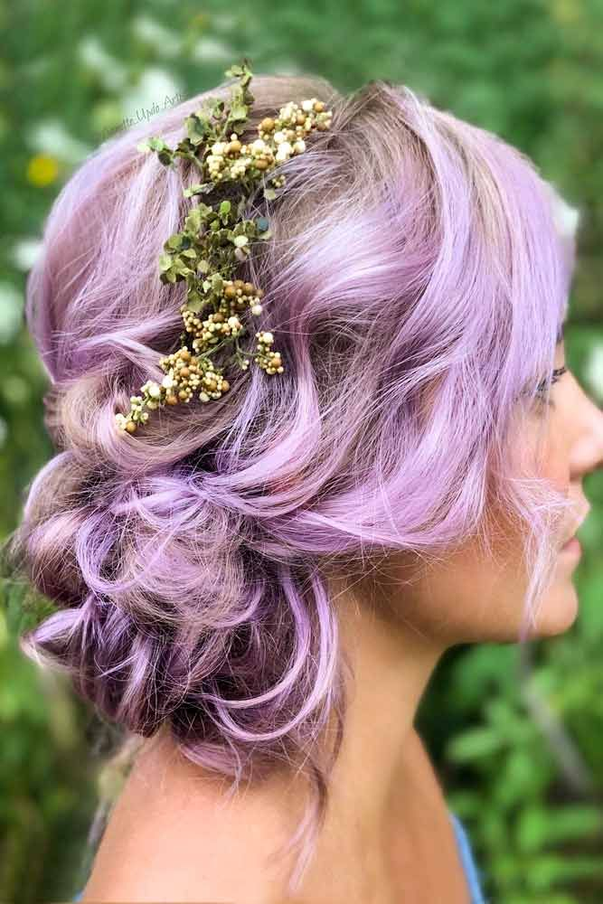 "Purple Hair Updo With Floral Accessory <a class=""pintag"" href=""/explore/purplehair/"" title=""#purplehair explore Pinterest"">#purplehair</a> ★A Christmas party without fascinating festive hair updos is a party wasted! Dive in our gallery to see how a simple messy braid, easy double buns, and elegant curly ideas can make this evening truly special! ★ See more: <a href=""https://glaminati.com/great-hair-updos-christmas/"" rel=""nofollow"" target=""_blank"">glaminati.com/…</a> <a class=""pintag"" href=""/explore/christmasupdo/"" title=""#christmasupdo explore Pinterest"">#christmasupdo</a> <a class=""pintag"" href=""/explore/hairupdos/"" title=""#hairupdos explore Pinterest"">#hairupdos</a> <a class=""pintag"" href=""/explore/updohairstyle/"" title=""#updohairstyle explore Pinterest"">#updohairstyle</a> <a class=""pintag"" href=""/explore/glaminati/"" title=""#glaminati explore Pinterest"">#glaminati</a> <a class=""pintag"" href=""/explore/lifestyle/"" title=""#lifestyle explore Pinterest"">#lifestyle</a><p><a href=""http://www.homeinteriordesign.org/2018/02/short-guide-to-interior-decoration.html"">Short guide to interior decoration</a></p>"
