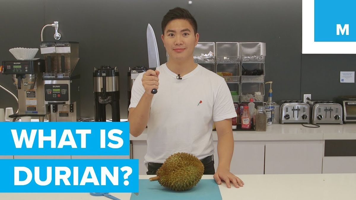 This is the Most Fascinating Fruit - Sharp Science