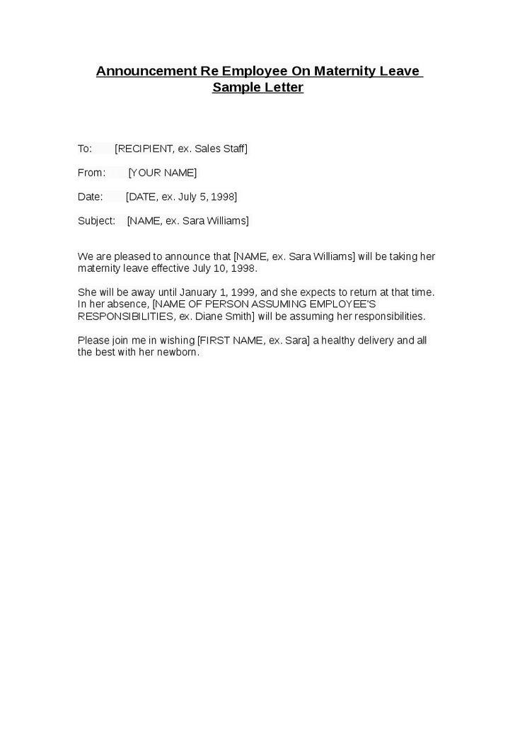 employee leaving announcement sample node2003-cvresume - job promotion announcement examples
