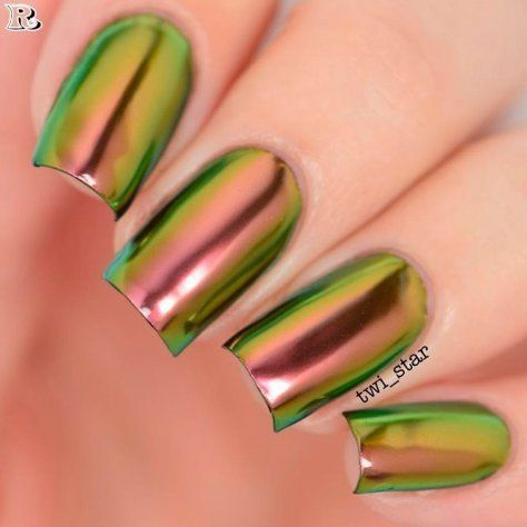 The best 35 Chrome Nail Polish – Reny styles