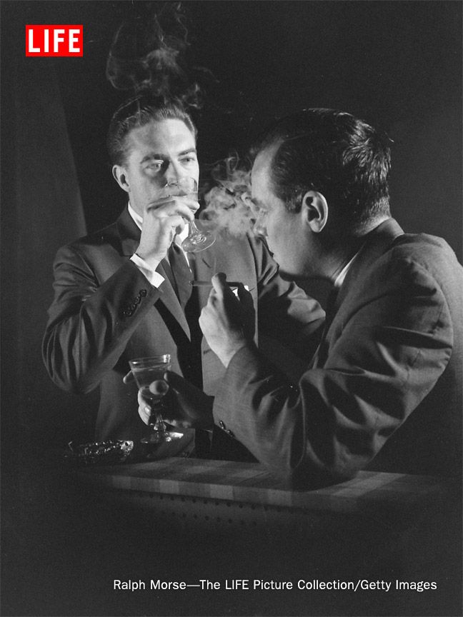 Today is World No Tobacco Day. See these portraits of smokers in 1964, when cigarettes were first called killers.