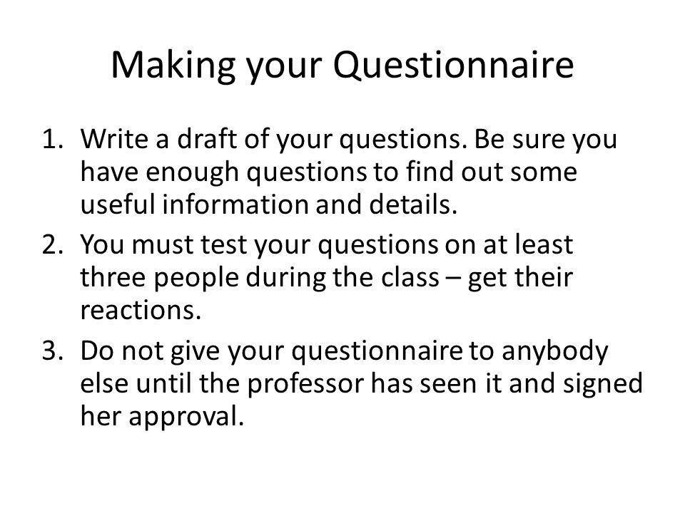 Questionnaire Cover Letter Sample Sample Survey Cover Letter - define cover letter