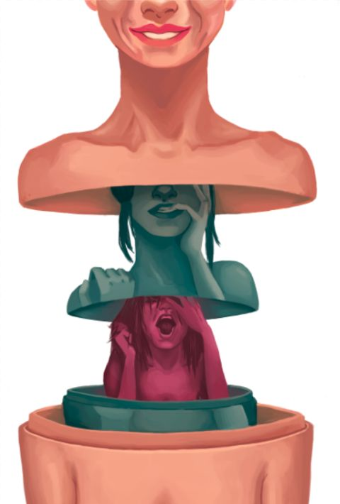Zoe Fink's Pinterest #sürrealizm Image created at 396879785896033118 - Hidden Anxiety