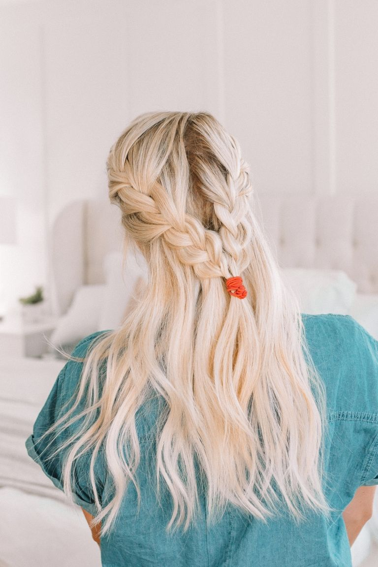 Learn How To French Braid + Challenge Begins! – Twist Me Pretty