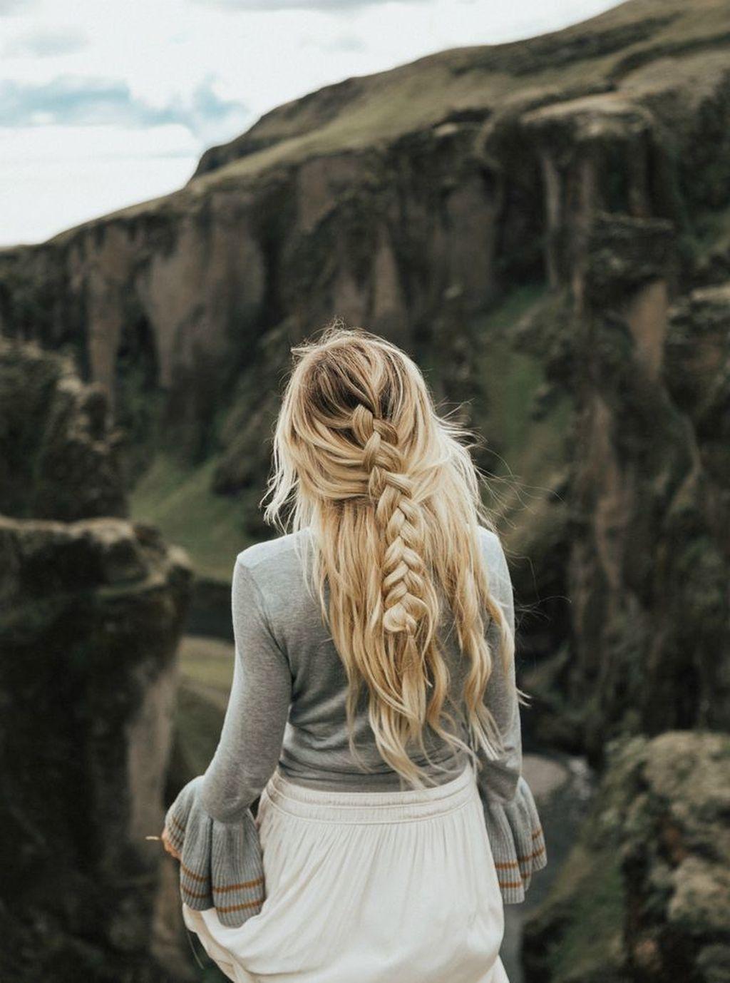 Lovely Blonde Hairstyles Ideas 2018 Women – Fashionre