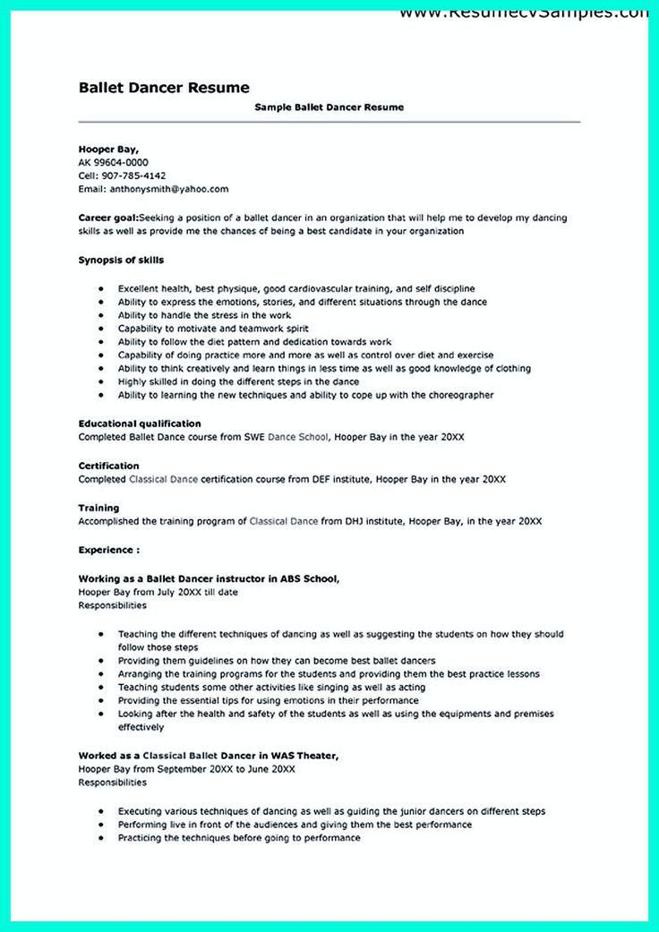 How To Write A Resume For Acting Acting Resume Sample Writing - musical theatre resume template