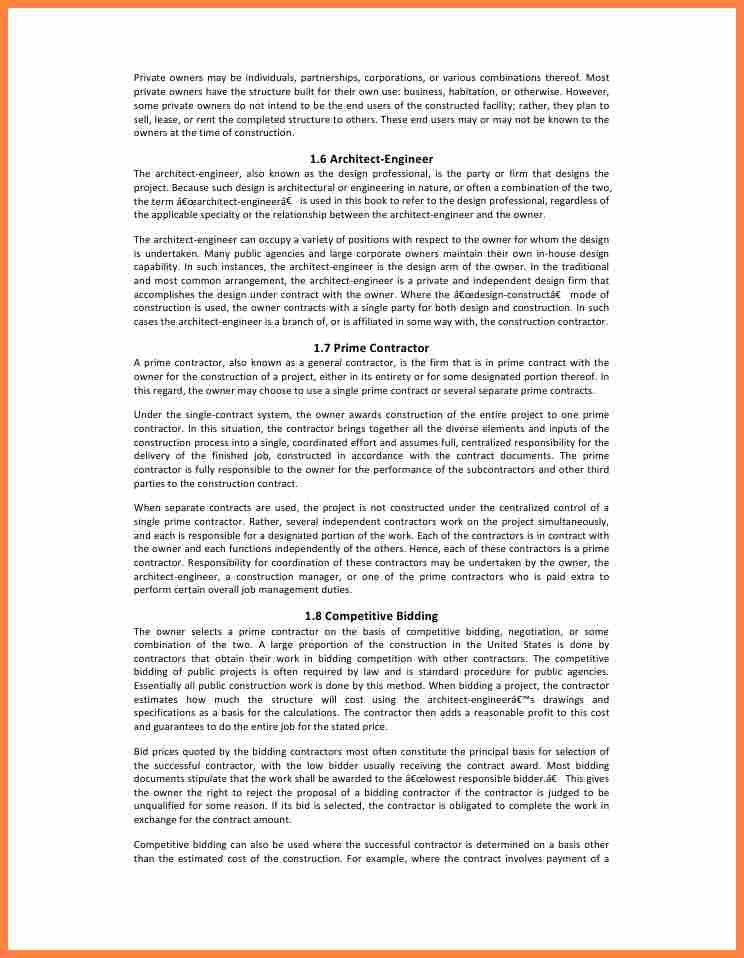 Project Contract Template Project Management Agreement Template - project contract templates