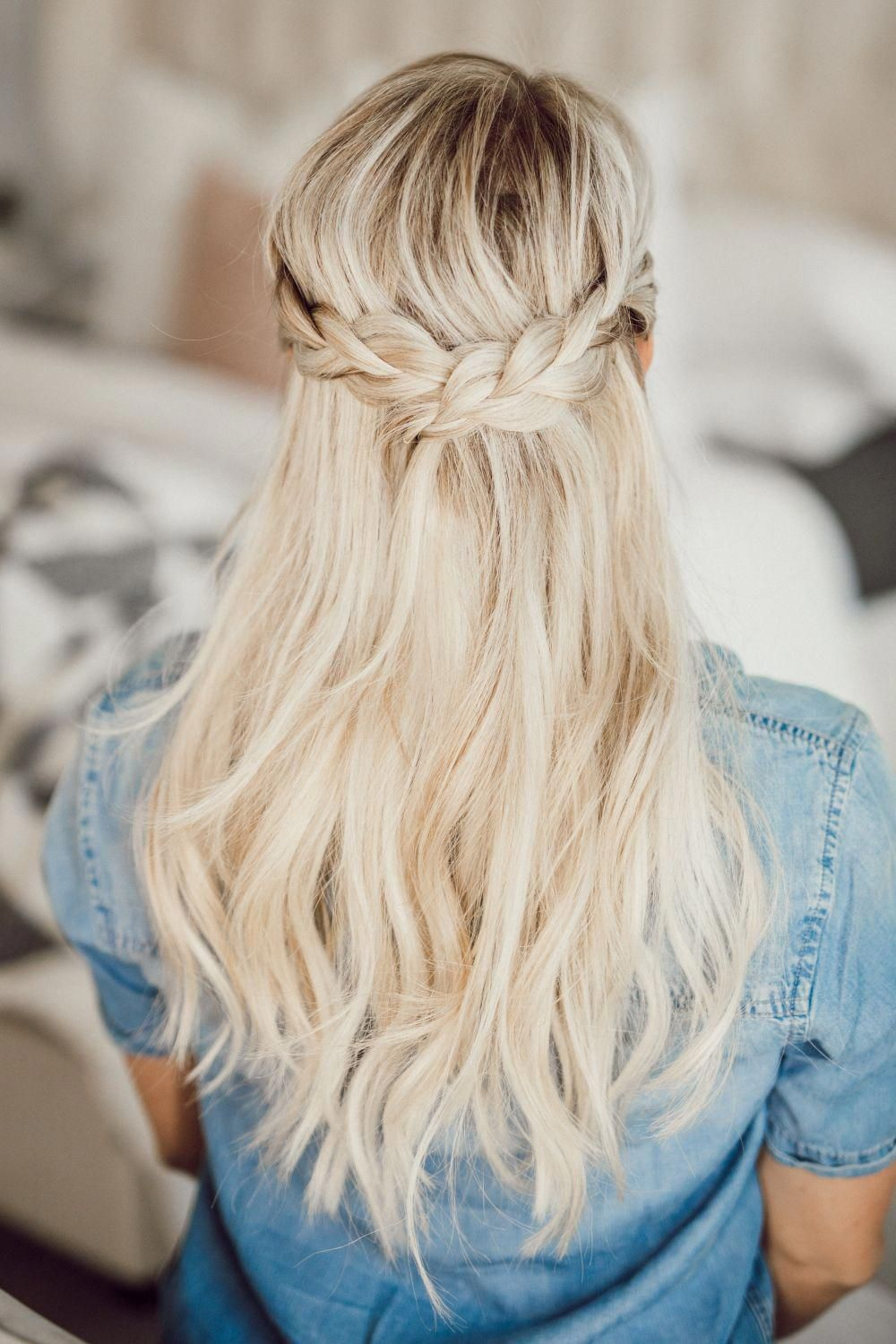 7 PONYTAIL hairstyles for Spring and Summer!! – Twist Me Pretty #ponytailpromhairstyles
