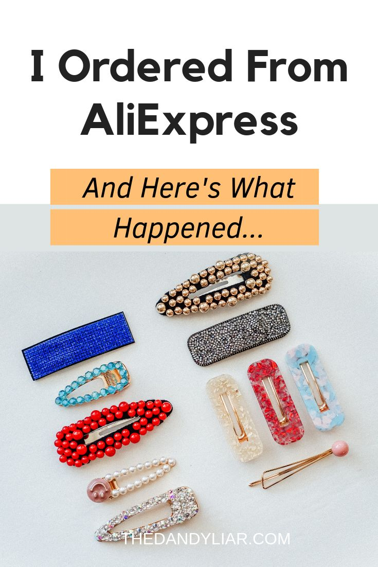 I Ordered From AliExpress And Here's What Happened… #DropShipping #onlineshopping #shoppingtips #madeinchina #hairclips #affordablefashion #luxuryfashion #Designerfashion #hairaccessories #fashionblogger #colorfulaccessories #styleblogger #hairblogger #hairstyles