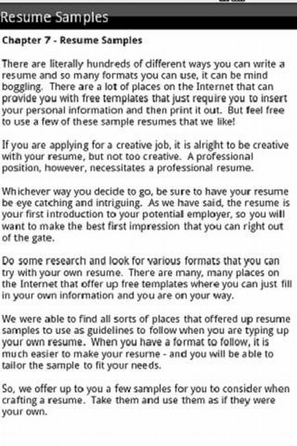 Typing Up A Resume Yelomdiffusion