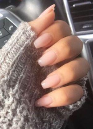 Cute nail polish to mimic