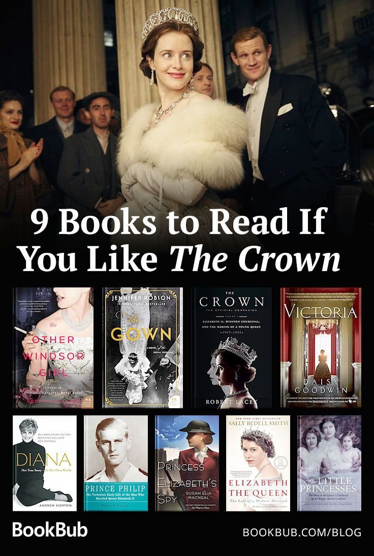 9 Books to Read If You Like 'The Crown'