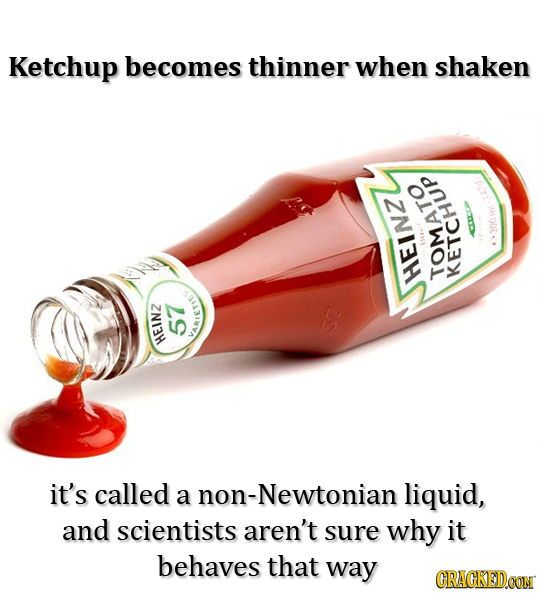 The Mystery Of Ketchup: 20 Mind-Blowing Facts That Seem Like Bullsh#t (But Aren't)