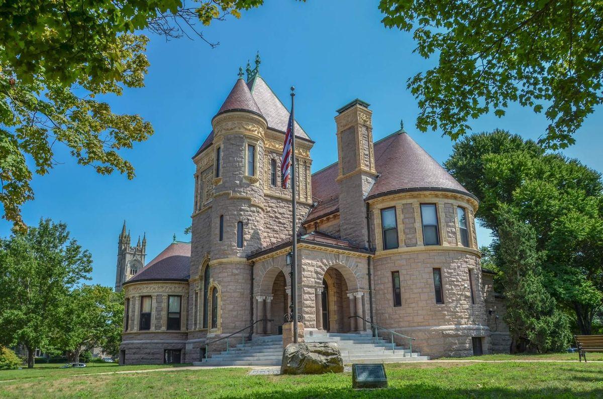 Fairhaven library fairhaven massachusetts house styles