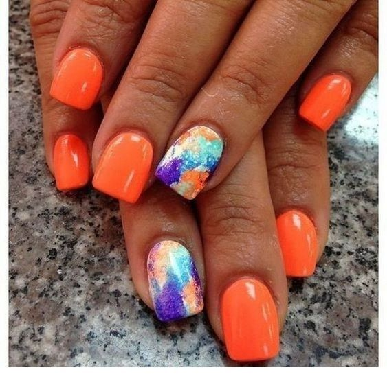 Stylish and Cute Summer Nails Design Ideas – Miladies.net