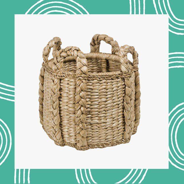 Storage baskets that will help you get organized.