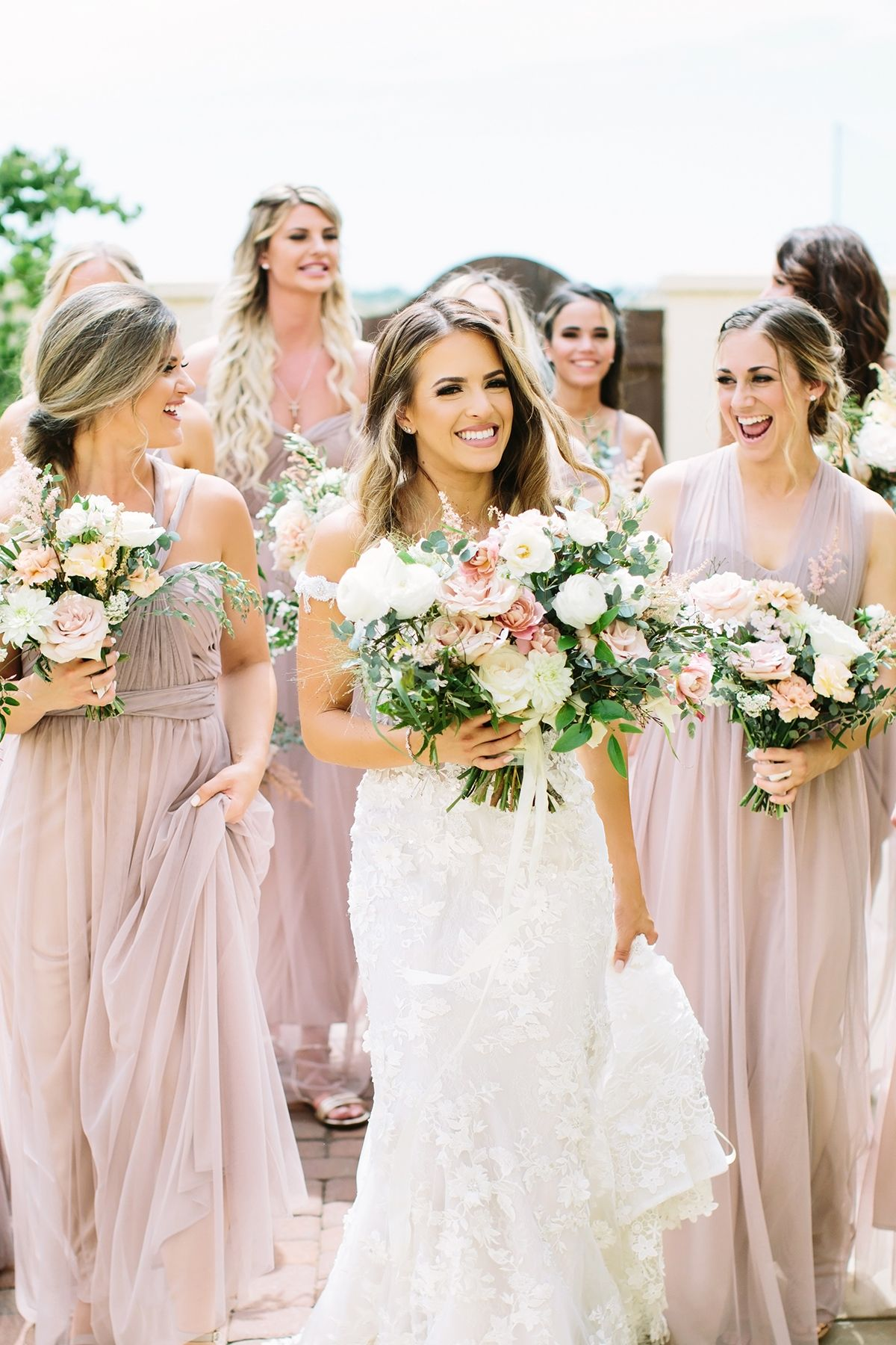 Shop Birdy Grey's convertible bridesmaid dresses under $100 #bridesmaiddresses #bridesmaid #weddingdress #weddingflowers #under$100 #fashion #budgetwedding