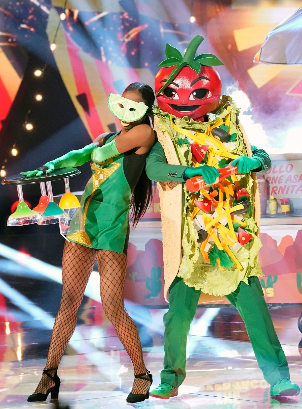 The Masked Singer's Taco Has Probably Been To Infinity & Beyond