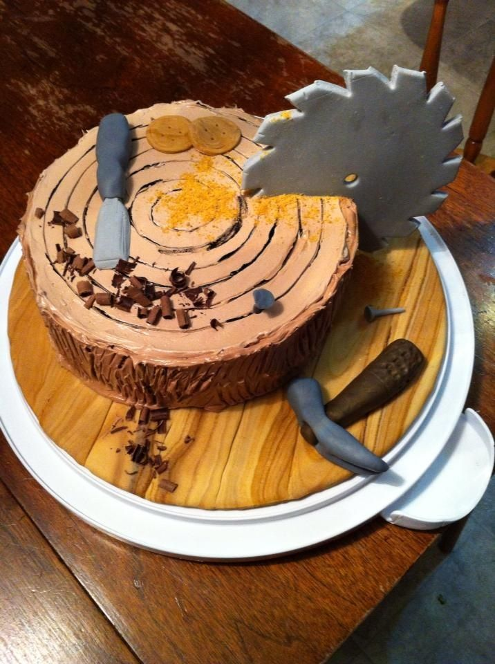 1000 Images About Woodworking Cakes On Pinterest Groom