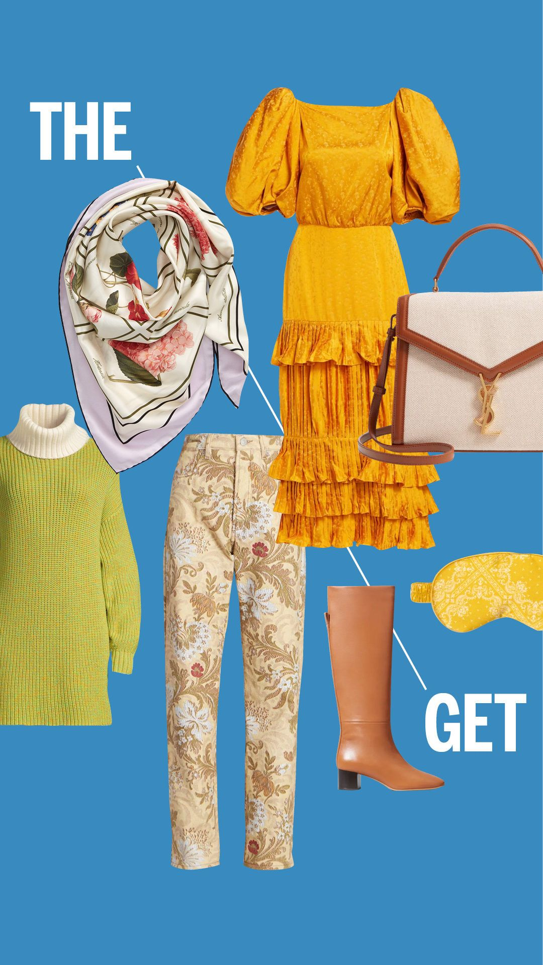 The Get: Shop Fashion Week's Vintage-Inspired Trend