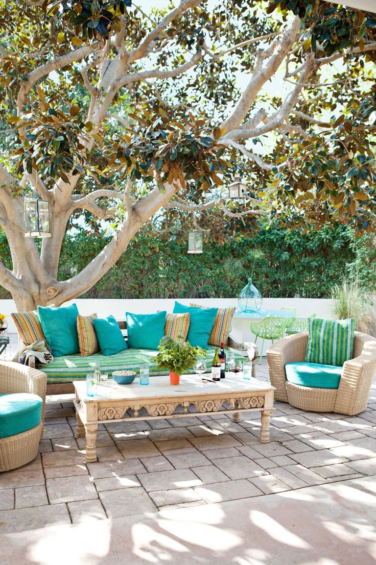 50 Chic Patio Ideas to Try in Your Backyard