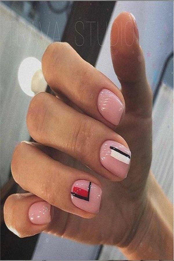 30+ Perfect Nail Art Design Ideas for You 2019 – Fashonails