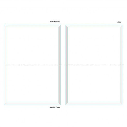 Note Card Template Note Card Template 9 Download Free Documents - blank card template
