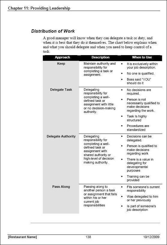 Free Employee Training Manual Template Employee Handbook Template - staff manual template