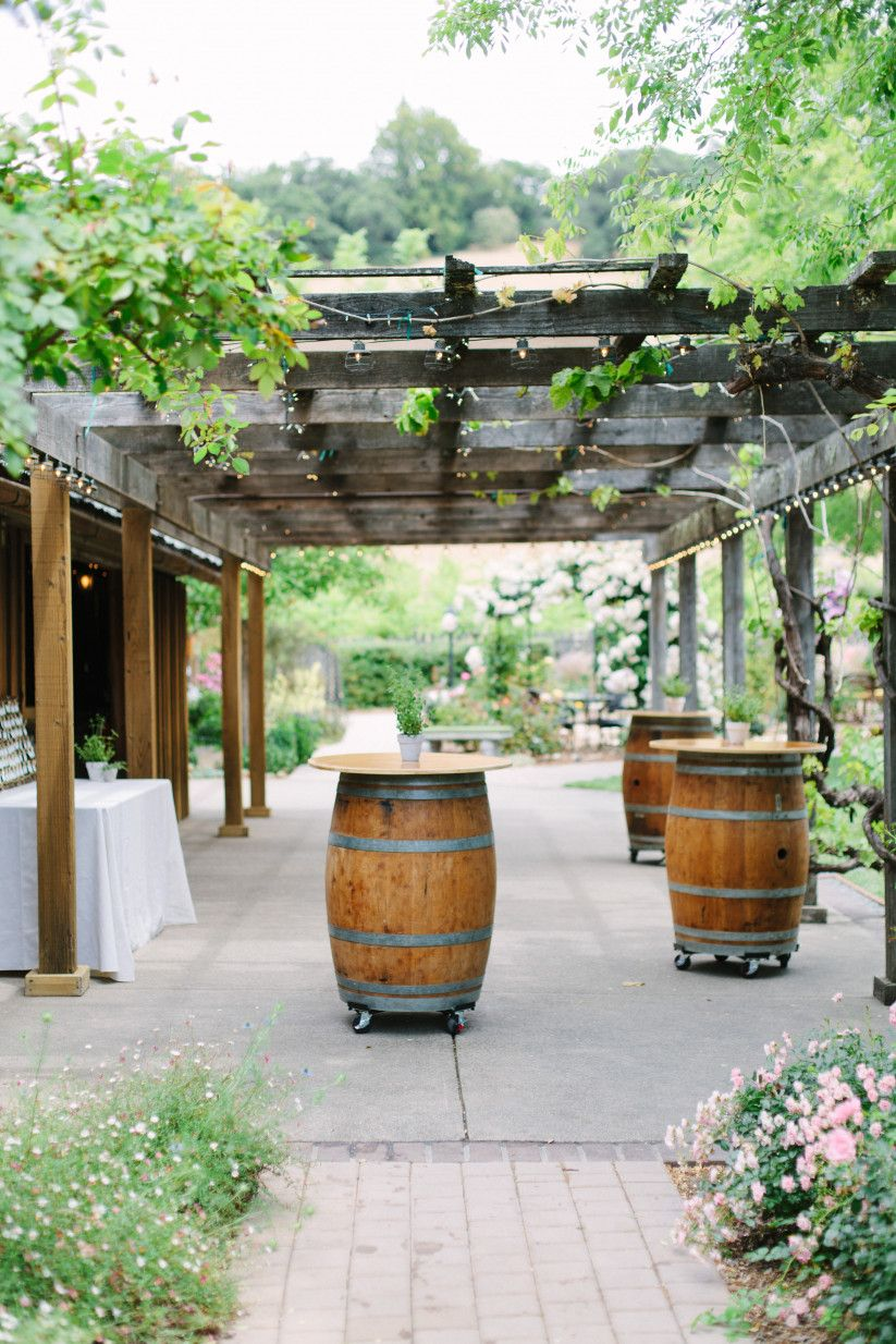 23 Winery Wedding Ideas for Anyone Getting Married at a Vineyard - WeddingWire