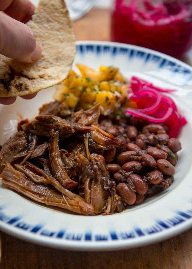 Slow-Cooked Chipotle Pork