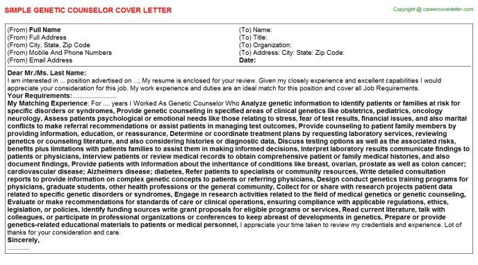 Lancome Beauty Advisor Cover Letter | Cvresume.unicloud.pl