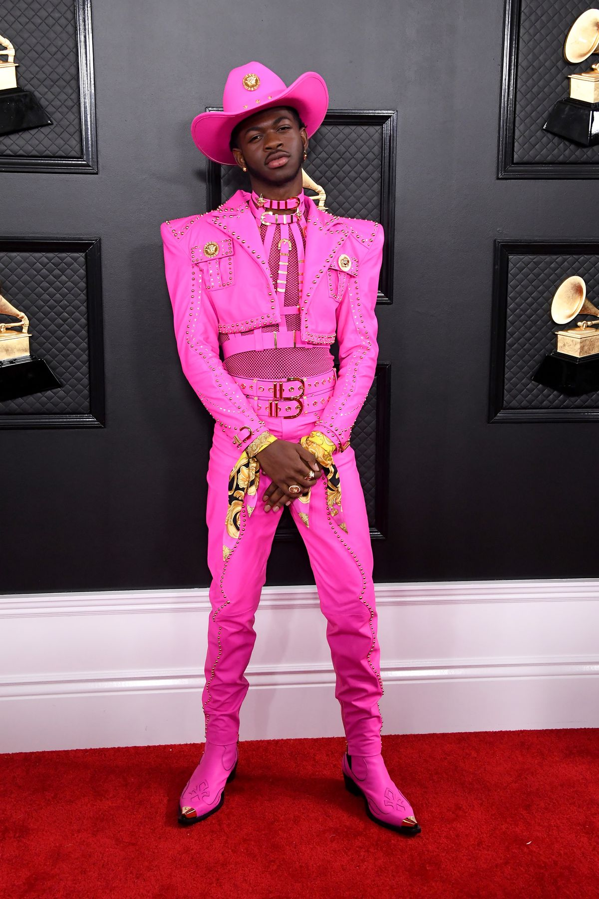 Men Find Their Red Carpet Mojo At The Grammy Awards 2020