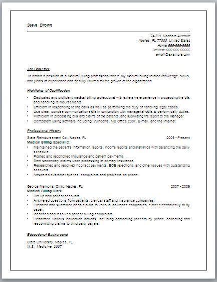 Attractive ... Medical Coding Duties Medical Billing Coder Job Description And   Medical  Coding Resume ...