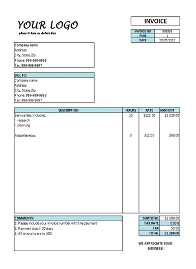 Online Invoice Service Online Invoicing For Small Business - free invoice template online