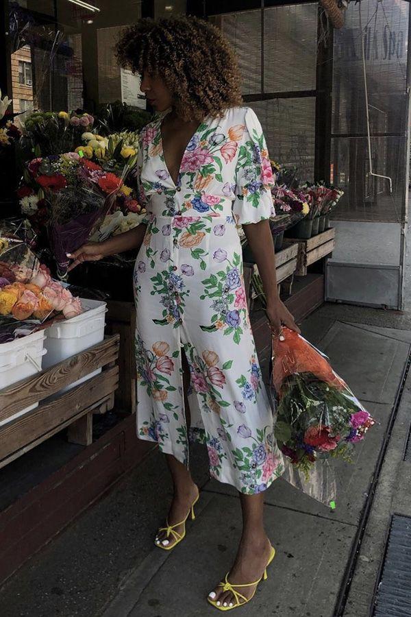 Karen Blanchard - sapatos - sandália - verão - street style
