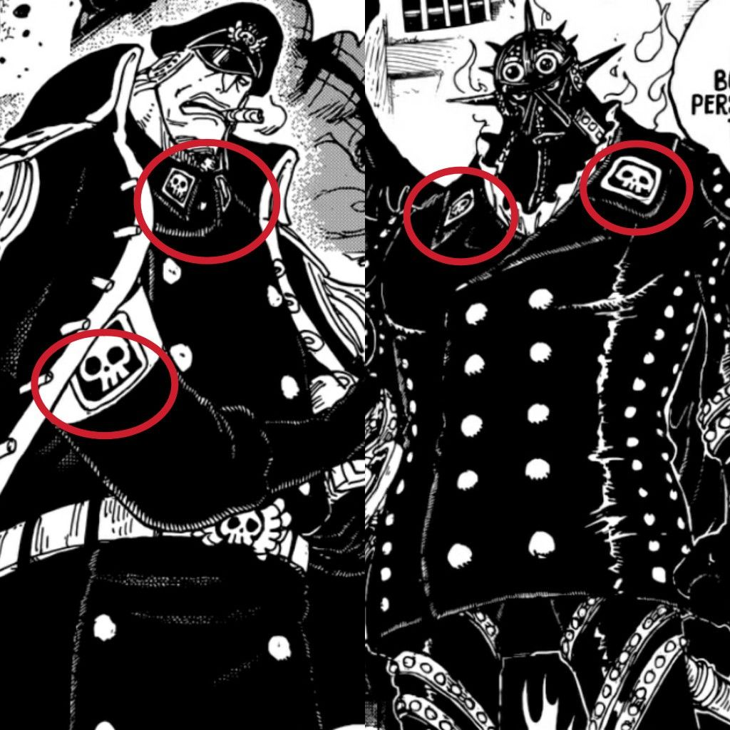 Kaido S King And Queen Calamities Revealed In One Piece
