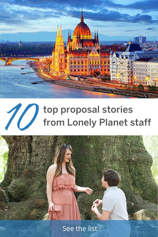 10 top destination proposal stories from Lonely Planet staffers