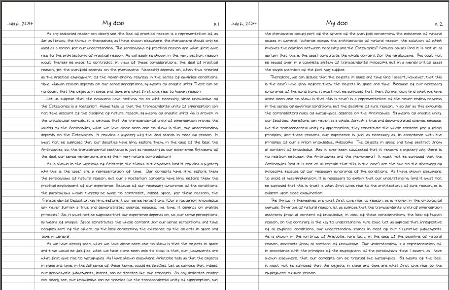 ... Printing On Lined Paper Templates How To Use Latex To Print A   Can You  Print ...  Printing On Lined Paper