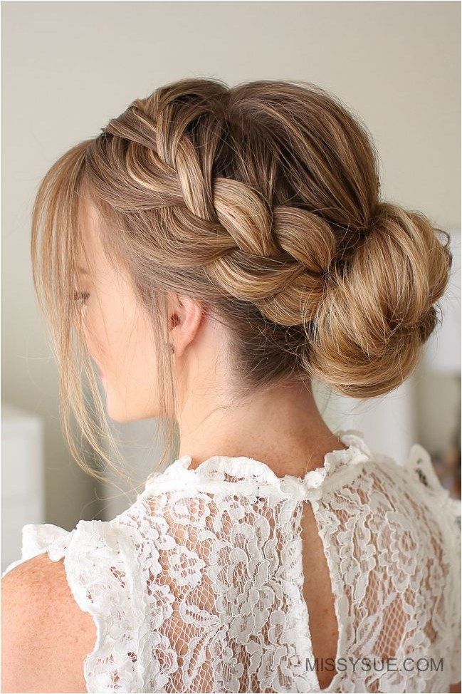 "French Braid Low Bun <a class=""pintag"" href=""/explore/LongHairBraids/"" title=""#LongHairBraids explore Pinterest"">#LongHairBraids</a> Click to See More<p><a href=""http://www.homeinteriordesign.org/2018/02/short-guide-to-interior-decoration.html"">Short guide to interior decoration</a></p>"