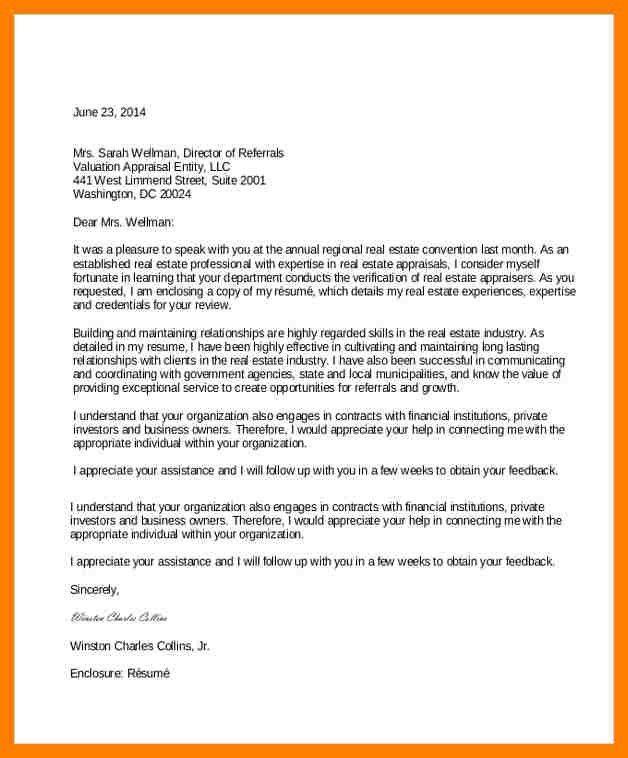 Real Estate Cover Letter Samples Professional Real Estate Agent - real estate offer letter