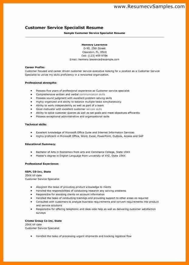 technical skills list for resume