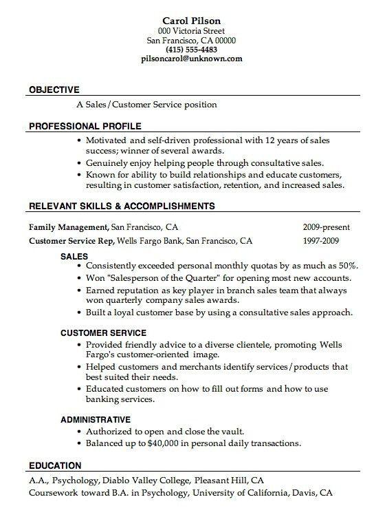 Client Associate Sample Resume] Unforgettable Guest Service .
