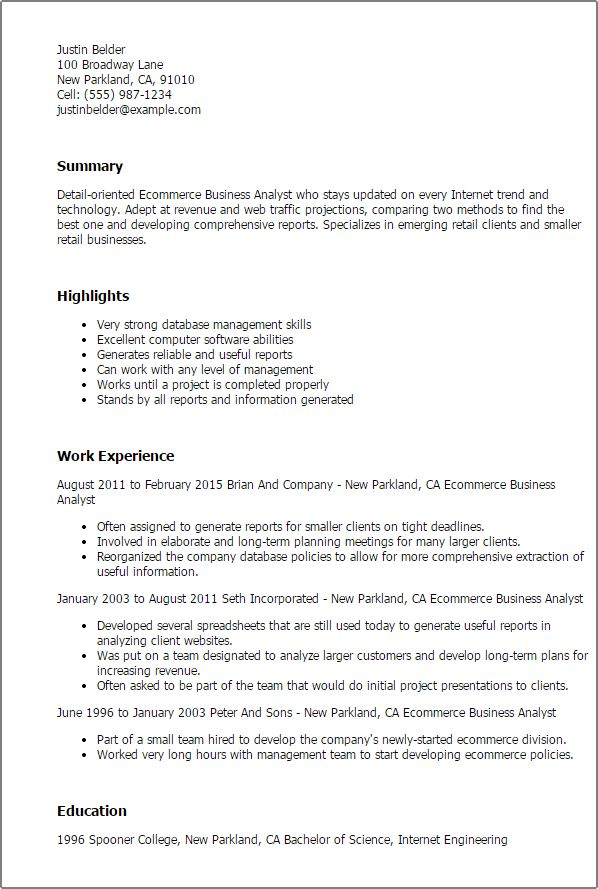 Business Resume Examples Samples Food Service Cover Letter Samples