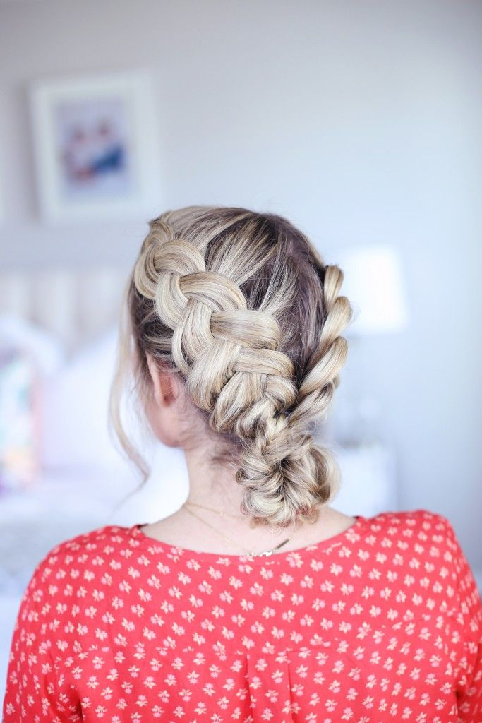 "Double Dutch Fishtail Bun | Cute Girls Hairstyles<p><a href=""http://www.homeinteriordesign.org/2018/02/short-guide-to-interior-decoration.html"">Short guide to interior decoration</a></p>"