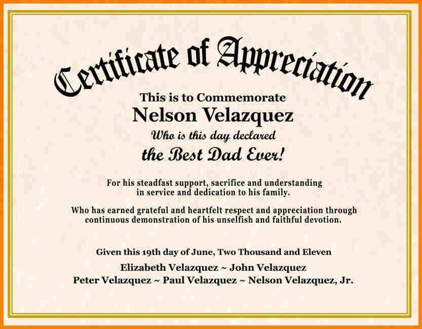Volunteer Appreciation Letter
