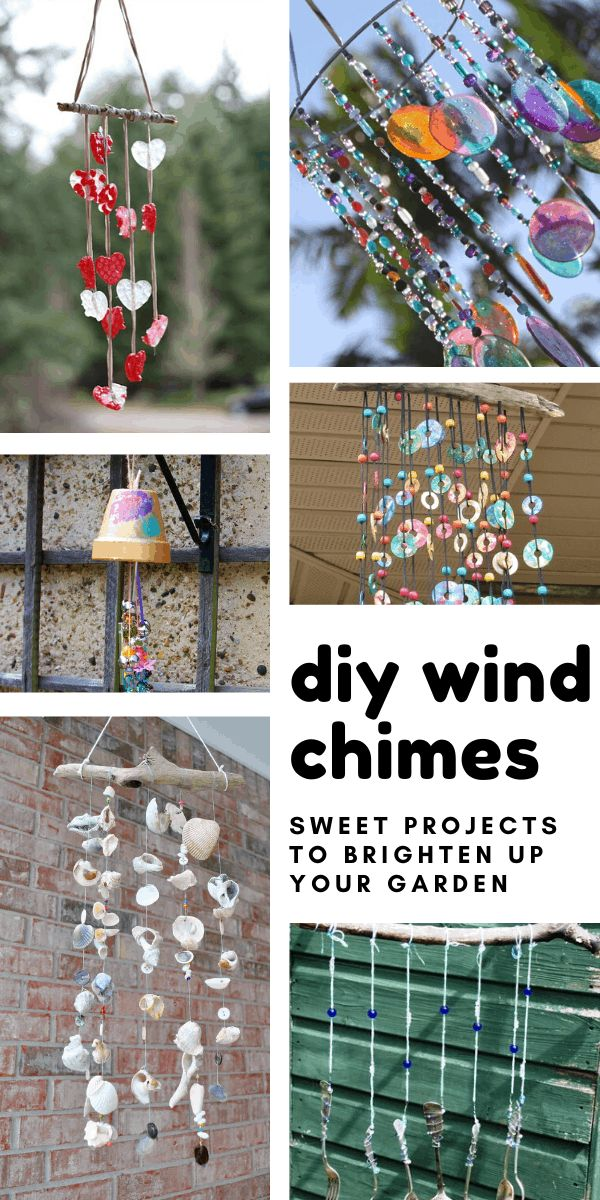 10 Whimsical Wind Chime Crafts for Kids of All Ages
