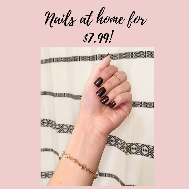 Do your own nails at home!