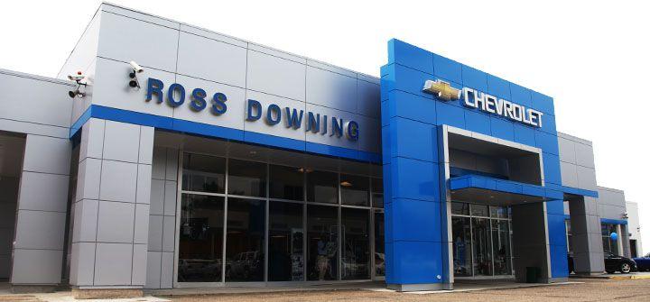 Ross Downing Chevrolet Rossdowningchev Profile Pinterest