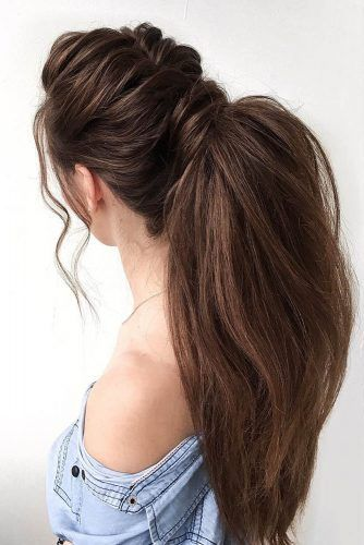 """pony tail hairstyles twisted elenazerr<p><a href=""""http://www.homeinteriordesign.org/2018/02/short-guide-to-interior-decoration.html"""">Short guide to interior decoration</a></p>"""
